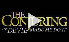 Bande-annonce du film Conjuring 3 : Sous l'emprise du diable