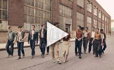 Teaser du film West Side Story